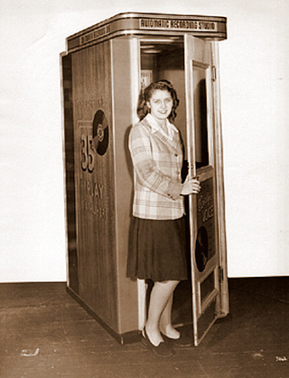 The Recording Booth | Recording and Archiving Family History | Scoop.it