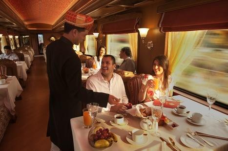 Maharajas' Express: A super-luxury train to explore India   Maharajas' Express   Scoop.it