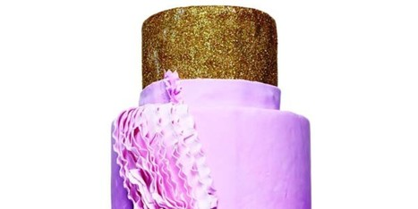 Wedding Cakes That Are Almost Too Pretty To Eat (PHOTOS) - Huffington Post | Weddings | Scoop.it