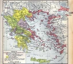 La Genealogía de los Dioses Griegos y su Contexto Histórico - La Historia con Mapas | EURICLEA | Scoop.it