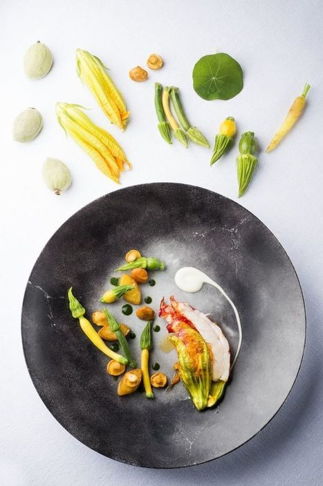 Cuisine : quand un chef étoilé s'engage pour la planète | Des 4 coins du monde | Scoop.it