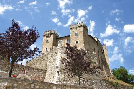 Castles for Sale in Italy: Castello di Collalto, Rieti | Italia Mia | Scoop.it