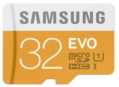 Le test du mois : Carte microSD Samsung EVO 32 Go. | Freewares | Scoop.it
