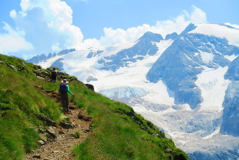 Hiking In The Dolomites: An Adventure And Homage To Mom | Italia Mia | Scoop.it