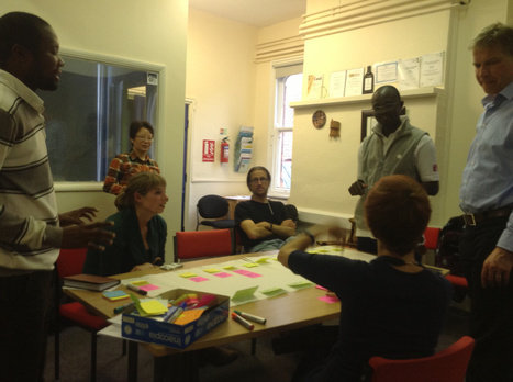 Designing learning for mobile: Theatre for a Change | Institute of ... | Distance Ed Archive | Scoop.it