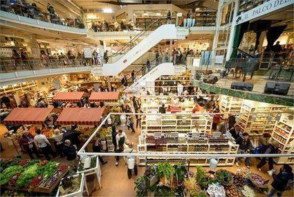 Les Galeries Lafayette installeront bien Eataly dans le Marais | Retail Concept & Digital | Scoop.it