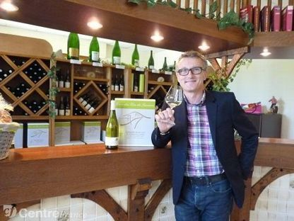 Christophe Mangeart dirige la cave des vins de Sancerre. | Verres de Contact | Scoop.it