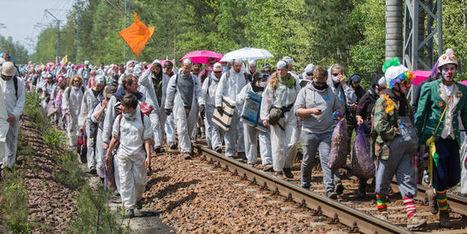 En Allemagne, des activistes du climat bloquent une centrale à charbon | décroissance | Scoop.it