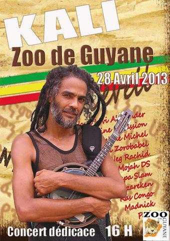 Blada.com - Kali en concert dédicace   La Guyane   Scoop.it
