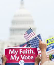 Religion in American Politics and Society: A Model for Other Countries?   Religion   Scoop.it