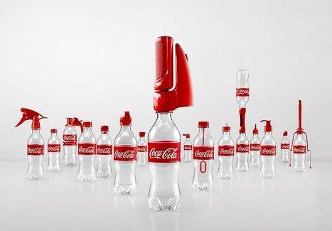 Coca-Cola invente 16 capsules et donne une seconde vie à vos bouteilles vides | TRIZ et Innovation | Scoop.it