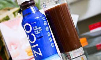 Agua de coco y chocolate ZICO seleccionado como el Producto del Año en EUA | Water | Scoop.it