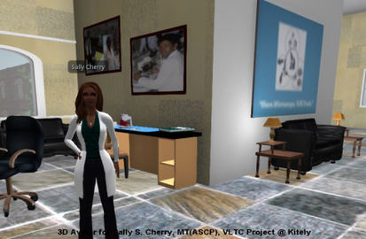 Real to Virtual to Real Integration of 3D Virtual Worlds in Lab Training and Career Recruitment | Ms. BugLady's World News | Scoop.it