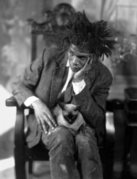 Jean-Michel Basquiat   Art imitates life imitating Art   Scoop.it