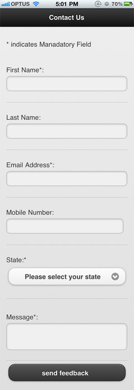 Creating a Contact Form in jQuery Mobile and PHP - Web Development Blog | Jquery contact form | Scoop.it