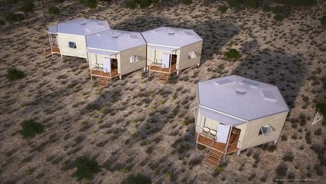 Non-profit group produces dignified disaster shelter | Sustainable Technologies | Scoop.it