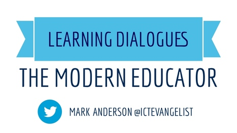 The Modern Educator (part 1) | Edumorfosis.it | Scoop.it