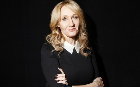 JK Rowling's 'little story about wizards' makes it hard for authors, says ... - Telegraph.co.uk | Teaching Creative Writing | Scoop.it
