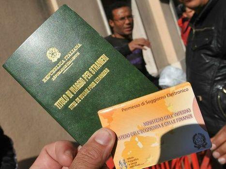 Novità sui permessi di soggiorno per stranieri in Italia   Permesso di soggiorno   Scoop.it