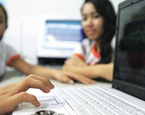 Apenas 0,4% dos alunos tem acesso a laptops - Cidade | Facebook and Teachers | Scoop.it