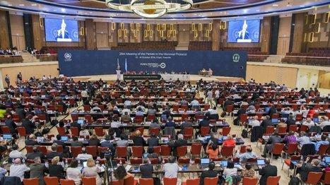 Climat : accord à Kigali sur l'élimination d'importants gaz à effet de serre | Risques environnement & santé, changement climatique, risques liés aux modes de vie contemporains | Scoop.it