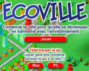 ECOVILLE | Jeux pas bêtes | Scoop.it