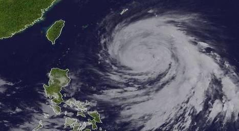 Typhon Chaba : le Japon en alerte | Risques environnement & santé, changement climatique, risques liés aux modes de vie contemporains | Scoop.it
