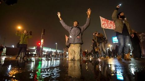 AFTER #FERGUSON: WHY THERE WILL BE MORE BLOOD - MentalUnrest.com   News in english   Scoop.it