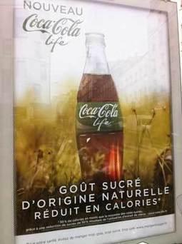 « Quand Coca-Cola Life se sucre avec la stevia » | Toxique, soyons vigilant ! | Scoop.it