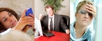 Nuevas patologías empresariales: el tecnoestrés   TIC aplicadas a la gestión empresarial   Scoop.it