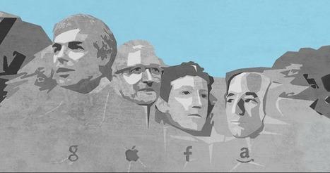 Les GAFA, une source d'inspiration pour les services publics numériques | E-government | Scoop.it