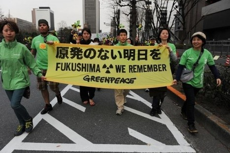 Fukushima : une catastrophe sans fin | Japan Tsunami | Scoop.it