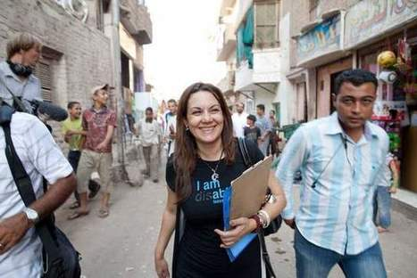 Bothaina Kamel, Egypt's big voice and the main woman's voice   Gender-Balanced Leadership   Scoop.it