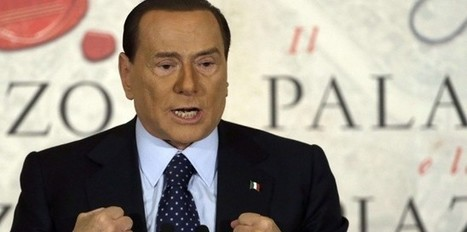 Berlusconi, ce clown politique | La politique au quotidien | Scoop.it