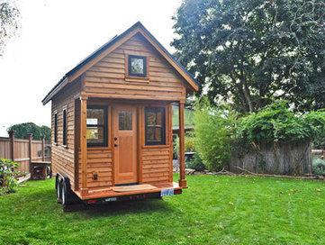 House Porn: Size Doesn't Matter Edition   Small All Season Homes On Wheels   Scoop.it