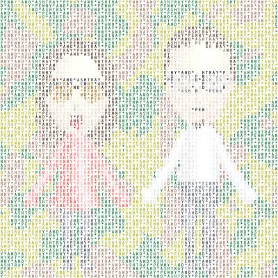 Penny and Ashtray: ASCII art | ASCII Art | Scoop.it