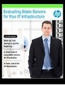 ITModelbook: Evaluating Blade Servers for your IT Infrastructure   Server, Server OS and OS   Scoop.it