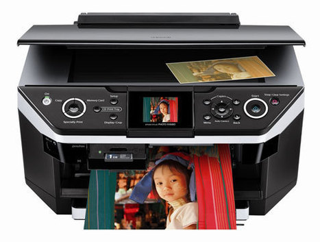 Canon Printers - Canon BJ 330 Prints Light | Support For Canon Printer | Scoop.it