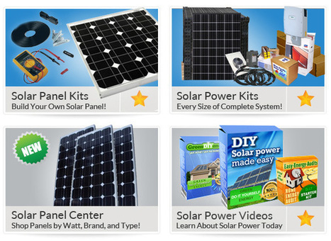 Your Source for Solar Panels and Solar Panel Kits | Solar Sphere | Scoop.it