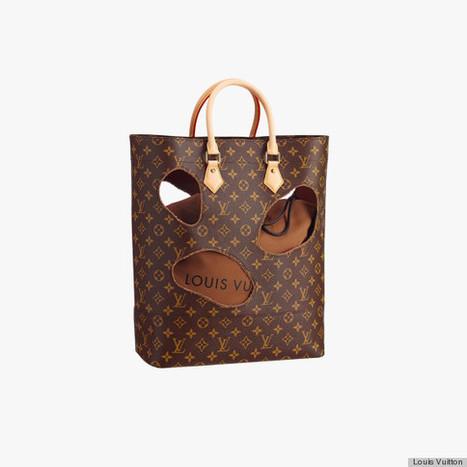 Hole-y Moly, Louis Vuitton's New Bag Is Expensive | Xposing e-commerce, fashion & unique items. | Scoop.it