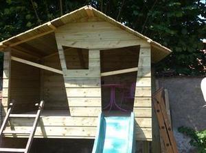 Créer une cabane au fond du jardin♫♪♫ comme super papa | Best of coin des bricoleurs | Scoop.it