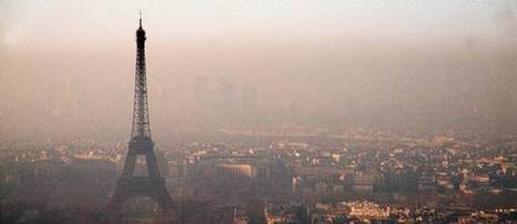 Pollution : alerte aux particules sur la France | Toxique, soyons vigilant ! | Scoop.it