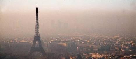 Pollution : alerte aux particules sur la France | Toxique, soyons vigilant ! | Scoop.it