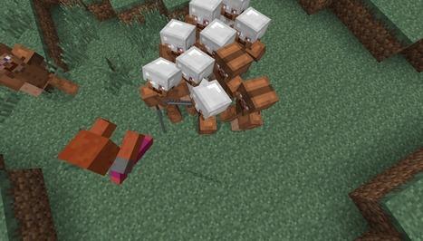 Defensive Villagers Mod 1.7.2/1.6.4/1.6.2/1.5.2   Marc   Scoop.it