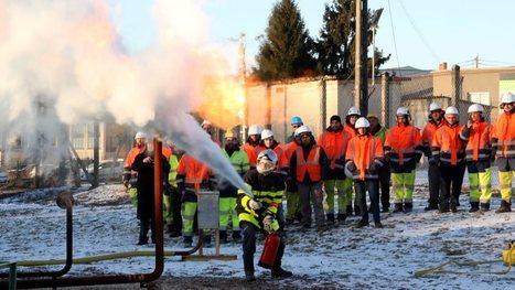 Canalisations de gaz : une formation pour prévenir les risques (ladepeche.fr, 06/02/2014) | Ressources Humaines de GRDF | Scoop.it