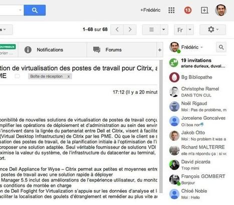 5 fonctions à activer de toute urgence sur Gmail   Au fil du Web   Scoop.it