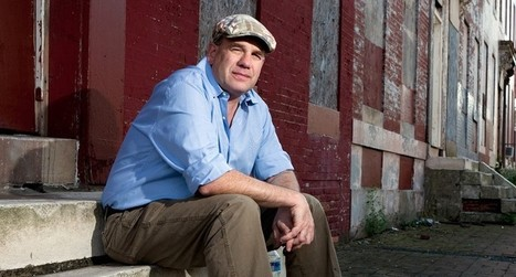 'Wire' creator David Simon: Corporations 'the cancer' that are slowly killing American middle-class | WELCOME TO MY WORLD OF MANY CAUSES | Scoop.it
