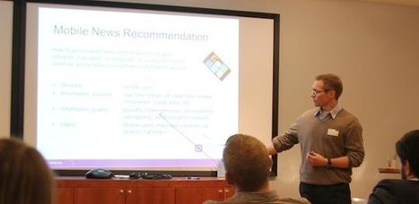 NTNU SmartMedia | Social Recommender Systems | Scoop.it