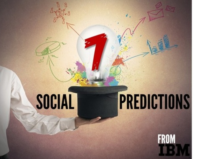 IBM: These Are The Top 7 Social Trends That Will Emerge In 2014 | Work Futures | Scoop.it
