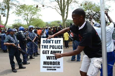 South Africa's Cops Are Really, Really, Unbelievably Corrupt | And Justice For All | Scoop.it